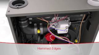 Learn More about the Rheem 90%+ Gas Furnace Platform